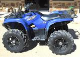 Yamaha Grizzly 700 FI 4 Wheeler, 4x4