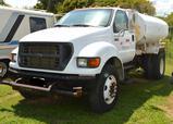 2001 Ford F-750 Diesel Water Truck