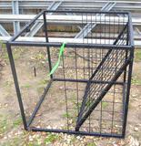 Swing Gate Style Hog Trap Door