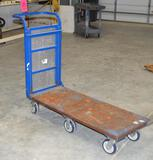 Industrial Work Cart