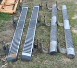 (1) Set Of Ford Step Bars & (1) Set Of Dodge Ram Step Bars