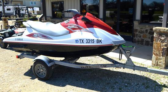 Yamaha Wave Runner VX Sport
