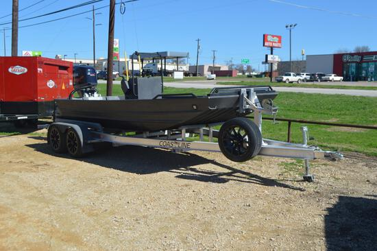 Custom 1760 Weldcraft Boat W/ Yamaha 150 hp VMAX HPDI Motor