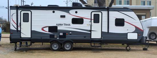 2015 Keystone RV Trailer, VIN # 4YDT28127FH922648