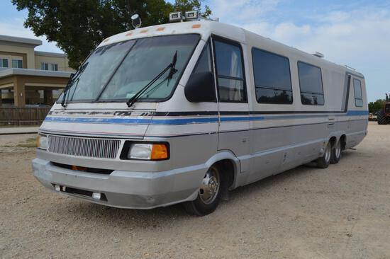 1992 Chevrolet P30 Van, VIN # 1gbkp37nxn3316913