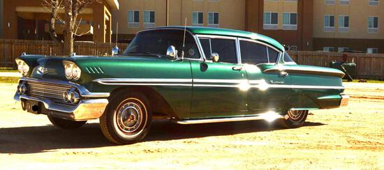 1958 Chevy Biscayne