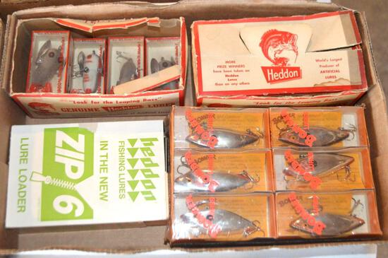 Vintage Fishing Lures & Fishing Tackle