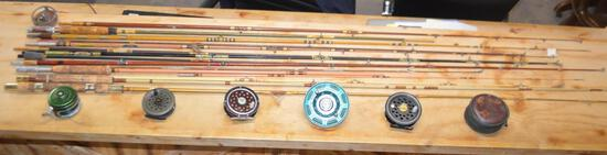 Fly Fishing Reels & Rods