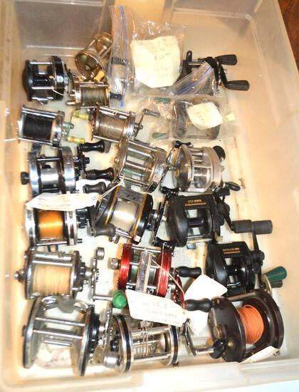 20 Various Reels