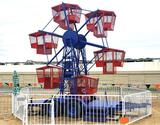 1955 San Antonio Kiddie Ferris Wheel