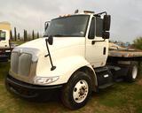 2005 International 8600 Diesel Truck