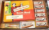 Vintage Fishing Lures & Fishing Tackle