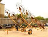 Vermeer WR24 12 Wheel Hay Rake