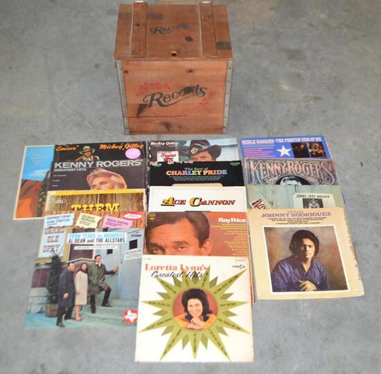 Misc Vintage Vinyl Collection