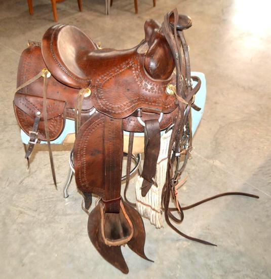15'' Ranch Saddle