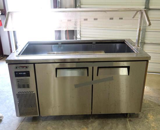 Turbo Air JBT-60 Cold Food Refrigerated Buffet Display Table