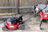 Snapper Push Mower W/Briggs And Stratton Engine