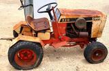 Case Hydraulic Drive 220 Lawn Tractor
