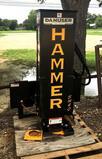 Danuser Hammer Post Driver SM40