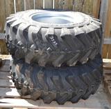 Set Of 2 Trac Tires