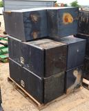 Pallet Of 6 Tool Boxes