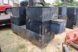 Pallet Of Tool Boxes