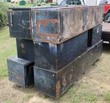 Pallet Of 9 Tool Boxes
