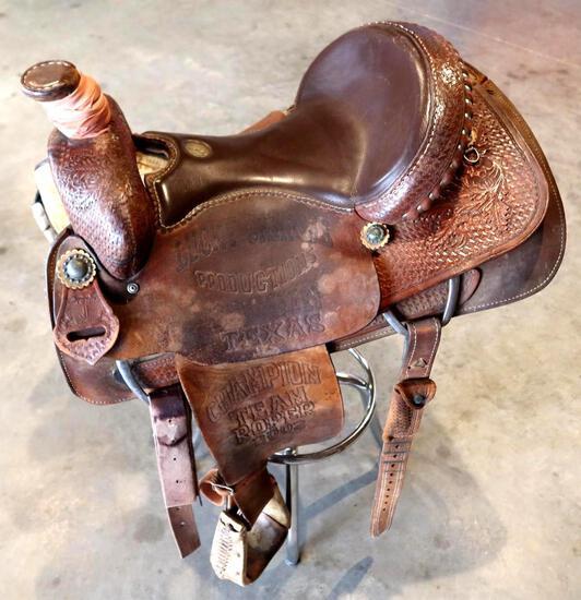 Double J 15.5'' Saddle