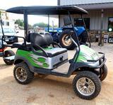 Club Car Gasoline Golf Cart