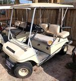 Club Car Golf Cart Gasoline Powered - Currently NOT Running