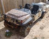 Club Car XRT 1200S Gasoline Powered - Currently NOT Running,