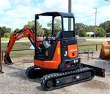 Hitachi X99 Zaxis 35U Excavator