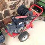 Hotsy Gas Powered Pressure Washer