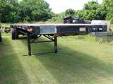 1998 Fontaine Commercial Utility/Flatbed Trailer