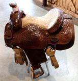 Ammerman 14.5'' Saddle