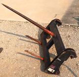 Kubota Hay Spear Attachment