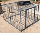 Small Animal Truck Bed Cage/Pen/Crate, Pigs/Goats/Sheep/Dogs