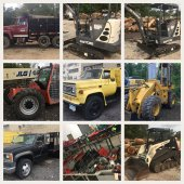 Fall Construction and Contractor Tool Auction