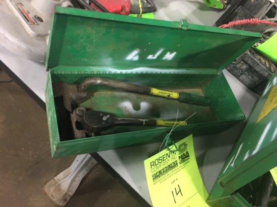 GreenLee 796 Cable Bender