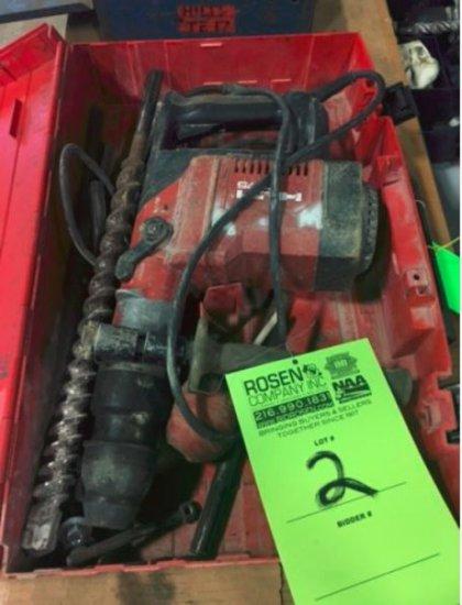 Hilti TE-75 hammer drill
