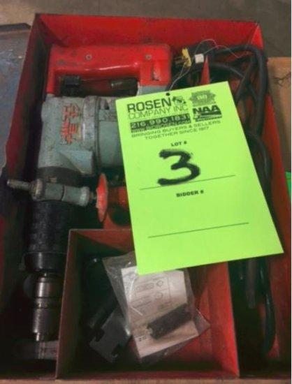 Hilti TE-17 hammer drill