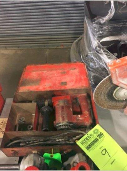 Hilti TE-22 hammer drill