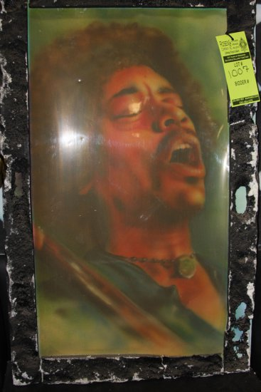 Jimmy Hendrix  on Foan Core, Picture