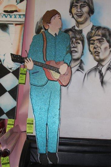 Beatle Cut out- Turquiose