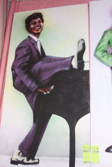 Little Richard Canvas