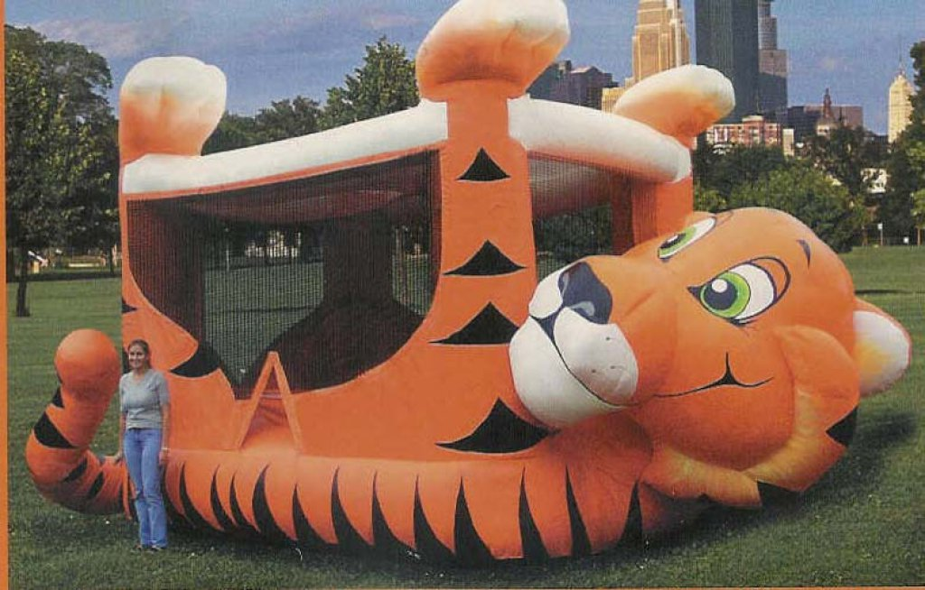 Tiger Belly Inflatable