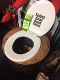 Toilet Seat Bank Shot Circus game