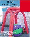 Basketball blowup