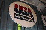 USA Basketball Banner