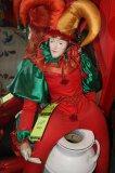 Court Jester  Stuffed Doll